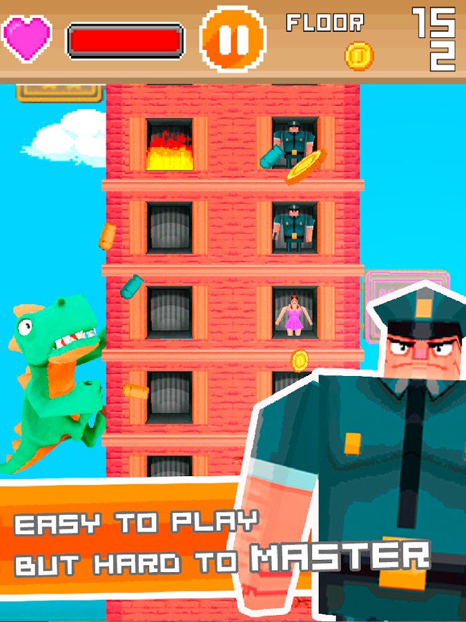 Super Monster Mayhem: Rampage- screenshot