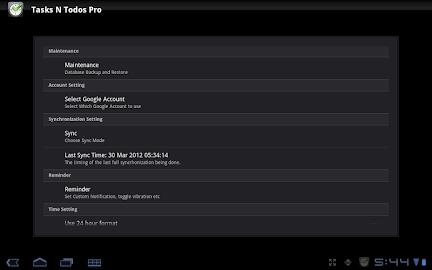 Tasks N ToDos Pro - To Do List Screenshot 17