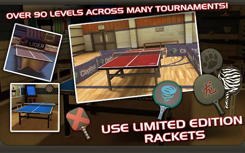 Ping Pong Masters- screenshot thumbnail