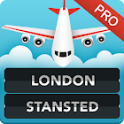 FLIGHTS Stansted Airport Pro icon