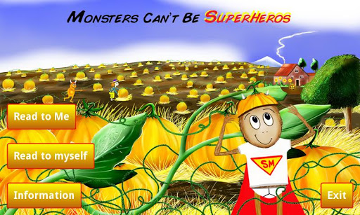 Monsters Can't Be Superheros