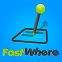 FastWhere - Find my friends icon