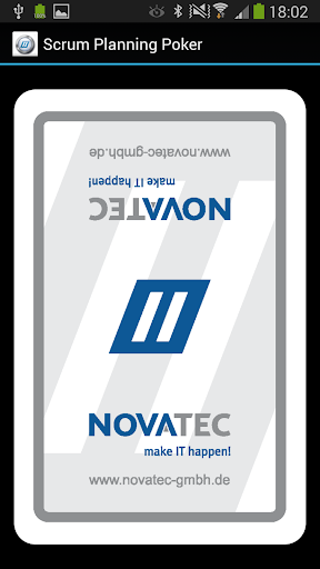NovaTec Planning Poker