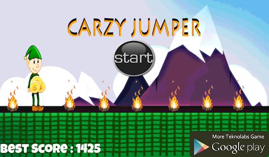 Crazy Jumper Free Runner