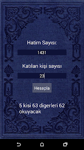 Hatimator screenshot 2