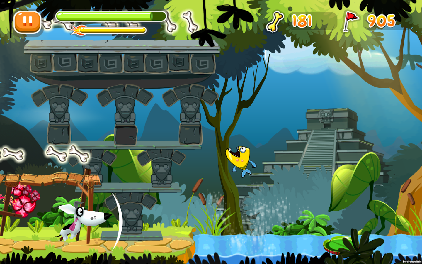 Dino And Jack - The Lost Bones- screenshot
