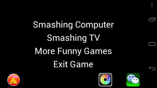 Crazy Smashing Computer- screenshot thumbnail