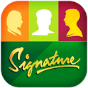 The Signature Selfies App icon