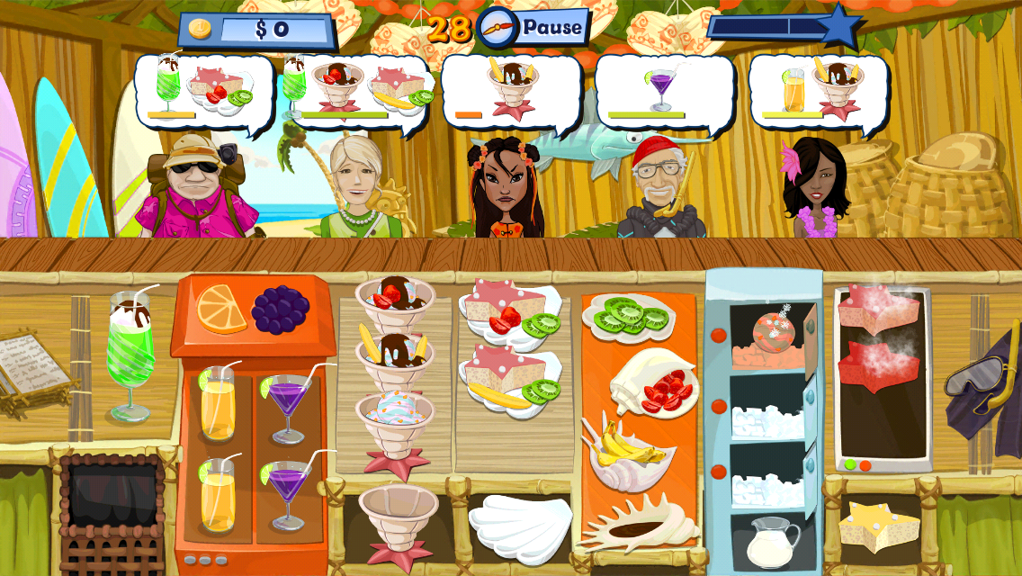Happy Chef 2- screenshot
