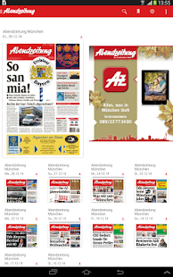 AZ e-Paper- screenshot thumbnail