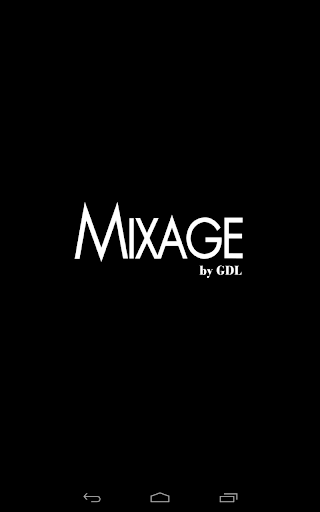 Mixage GDL