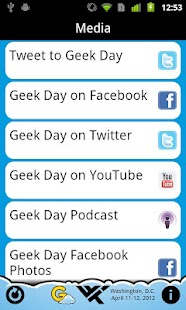 Geek Day 2012- screenshot thumbnail