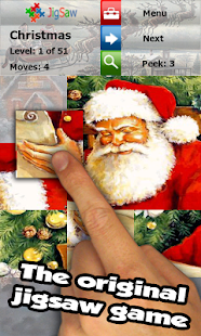 Christmas Puzzle Game: Jigsaw- screenshot thumbnail