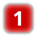 1 minute interval timer logo