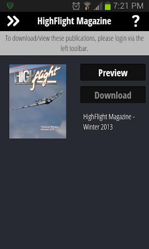 HighFlight Magazine