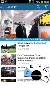 Sinop Tv , Sinop Haber- screenshot thumbnail