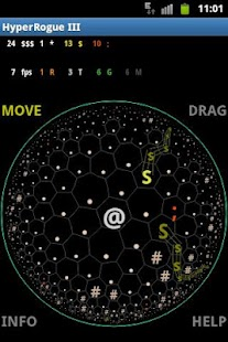 HyperRogue- screenshot thumbnail