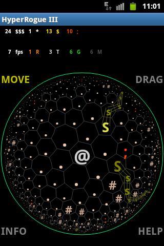 HyperRogue- screenshot