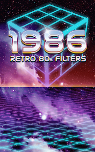 1986 - 80s Photo Filters FX