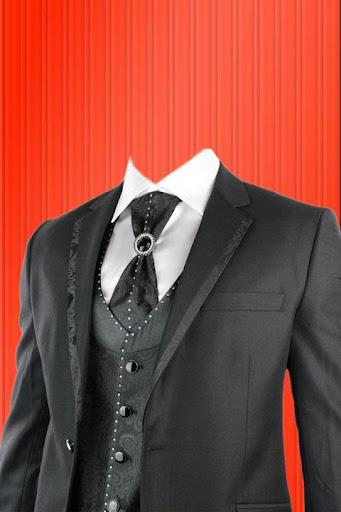 London Man Suit Photo Camera