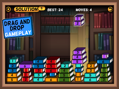 Book Towers - Impossible Game