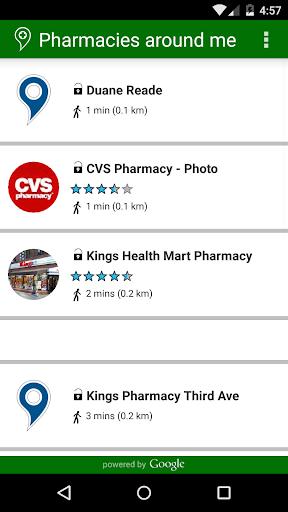Pharmacies around me