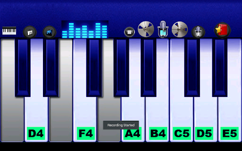Killer Piano Pro - screenshot thumbnail