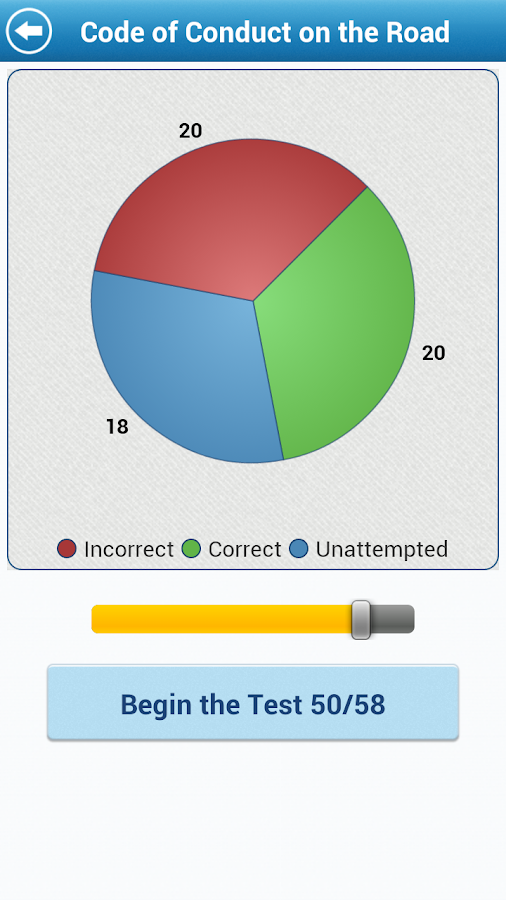 Basic Theory Test - screenshot