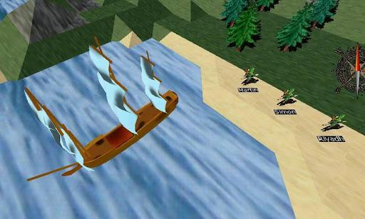 Bowman's Island - Mini Game