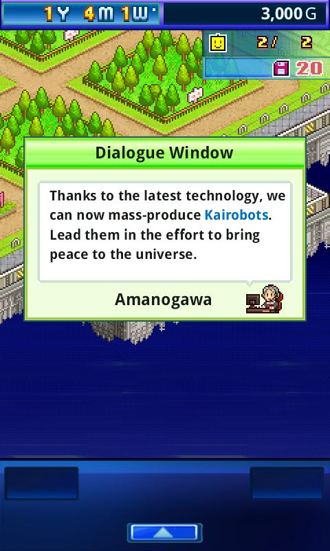 Kairobotica- screenshot