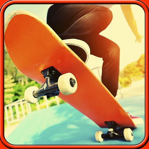 滑板遊戲:豪華 LOGO-APP點子