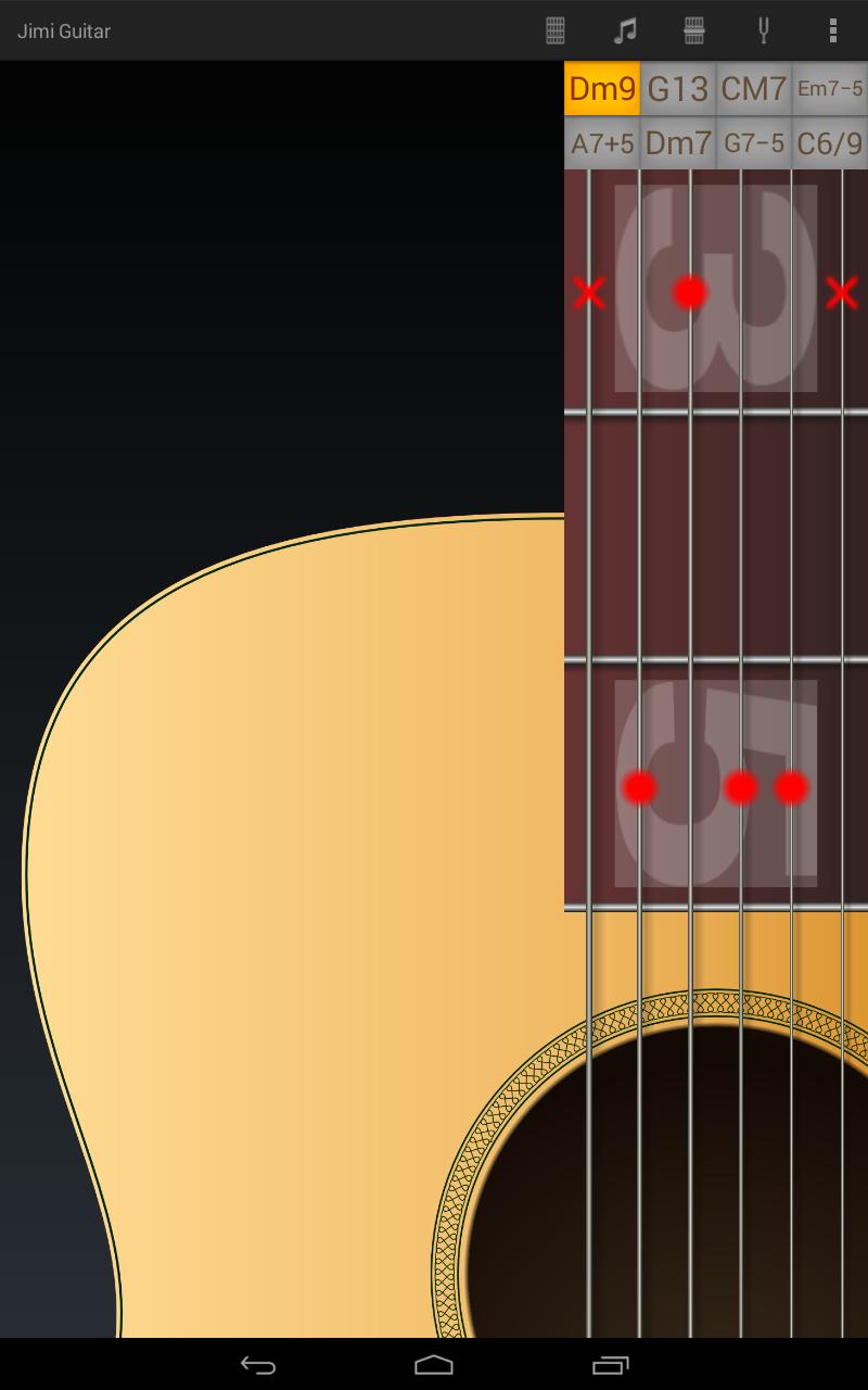 Jimi Guitar screenshot #10