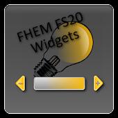 FHEM FS20 Widgets