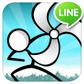 LINE cartoon wars