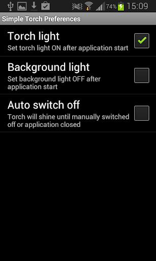 Simple torch 1.11 screenshots 5