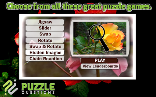 More Rose Puzzles