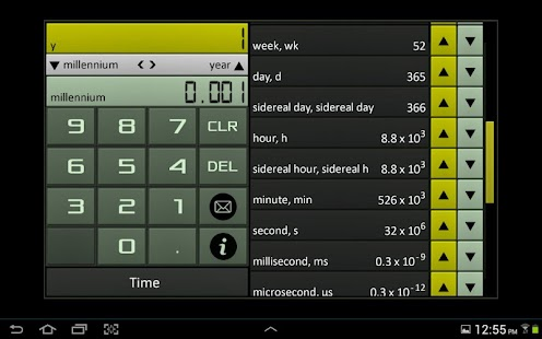 Unit Converter-Chemistry Tools- screenshot thumbnail