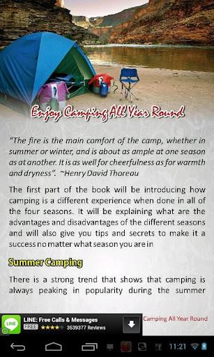 玩書籍App Let's Go Camping免費 APP試玩