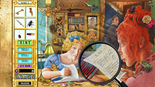Hidden Object Jane Austen Emma