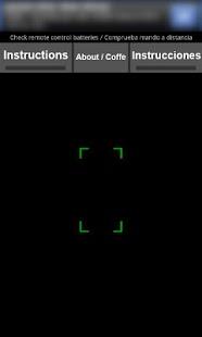 Check IR LED Remote Control- screenshot thumbnail