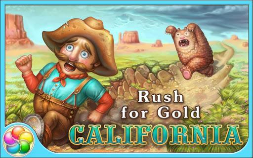 Rush for Gold: California
