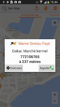 SenMap