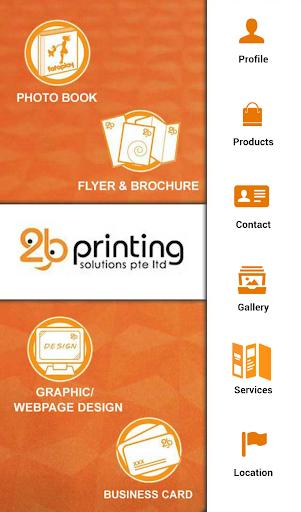 2b Printing