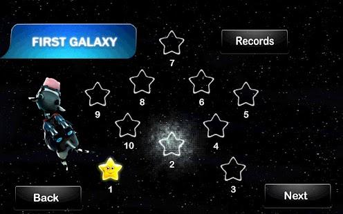 Milky Way FREE - screenshot thumbnail