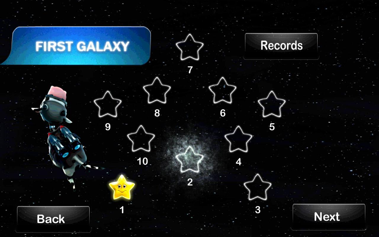 Milky Way FREE - screenshot