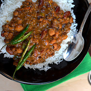 5 Bean Curry