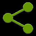 Partage de fichiers icon