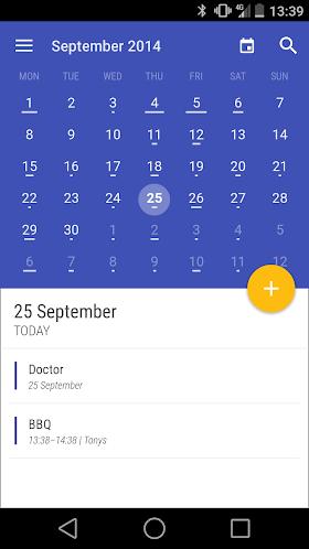 Today Calendar Pro 3.1.3.3 APK