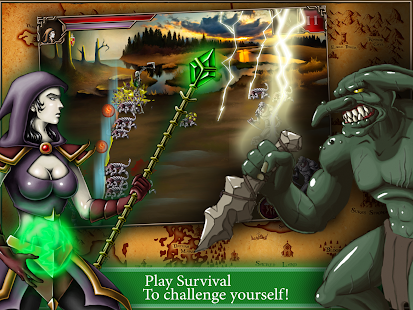 Dawnkeeper: Last Defense- screenshot thumbnail