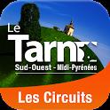 Circuitos touristicos en Tarn icon